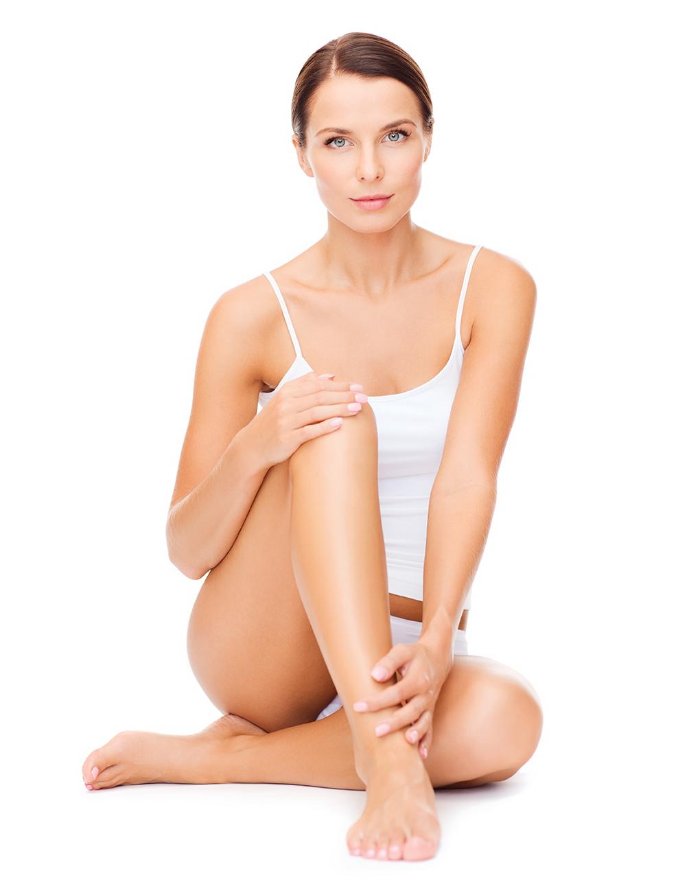 Enthaarung - Fachgerechte Haarentfernung für schöne glatte Haut